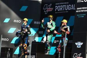 Luca Marini, Sky Racing Team VR46 Remy Gardner, SAG Racing Team Sam Lowes, Marc VDS Racing