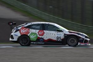 Ibragim Akhmadov, MM Motorsport, Honda Civic FK7 TCR