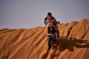 #108 FN Speed - Rieju Team KTM: Marc Calmet