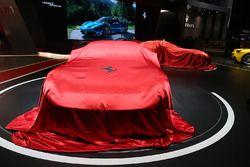 Ferrari stand