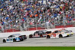 Dale Earnhardt Jr., Hendrick Motorsports Chevrolet, Jeffrey Earnhardt, Circle Sport The Motorsports
