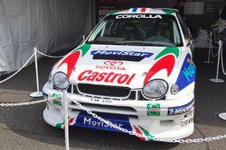 1999 Toyota Corolla WRC van Didier Auriol