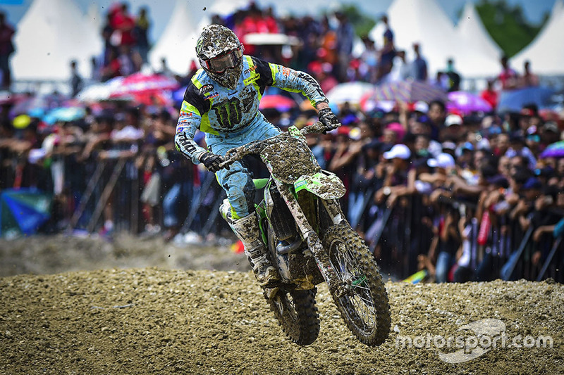 Clement Desalle, Monster Energy Kawasaki Racing Team