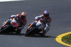 Mick Doohan and Alex Criville, Repsol Honda