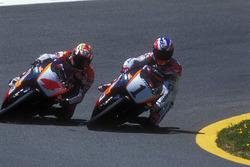Mick Doohan and Alex Criville, Repsol Honda