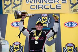 Top Fuel winner Steve Torrence