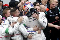 Le troisième Marco Wittmann, BMW Team RMG, BMW M4 DTM