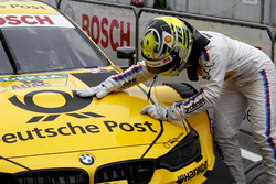 Pole position pour Timo Glock, BMW Team RMG, BMW M4 DTM