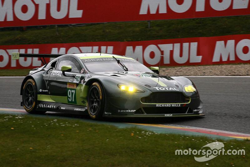 7. GTE-Pro: #97 Aston Martin Racing, Aston Martin Vantage