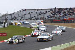 Start van race 1