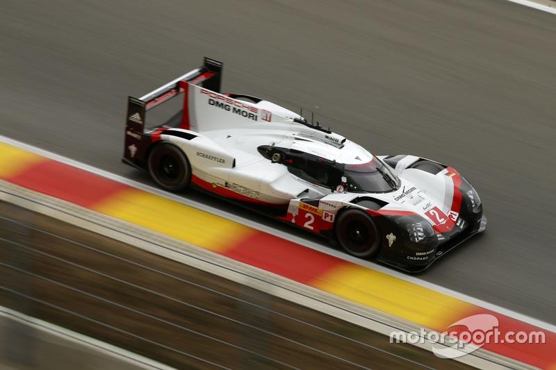 3. LMP1: #2 Porsche Team, Porsche 919 Hybrid
