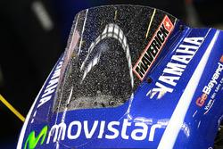 Bike von Maverick Viñales, Yamaha Factory Racing