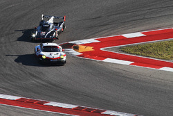 #912 Porsche Team North America Porsche 911 RSR: Wolf Henzler, Laurens Vanthoor, #70 Mazda Motorsports Mazda DPi: Joel Miller, Tom Long