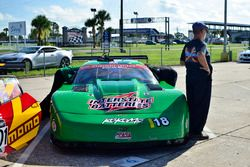 #118 MP1A Chevrolet Corvette, Juan Vento and Frank Eiroa, Hoerr Racing