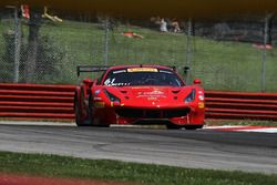 #61 R.Ferri Motorsport Ferrari 488 GT3: Kyle Marcelli