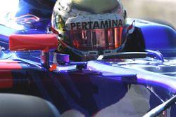 Scuderia Toro Rosso, aleta de cabina