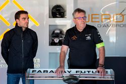 Жером Д'Амброзио и Найджел Бересфорд, Faraday Future Dragon Racing