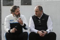 Yvan Muller, Polestar Cyan Racing, Volvo S60 Polestar TC1, development driver