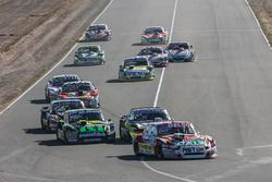Juan Pablo Gianini, JPG Racing Ford, Julian Santero, Coiro Dole Racing Torino, Mauro Giallombardo, Werner Competicion Ford