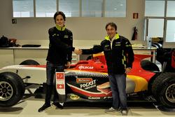 Ralph Boschung et Adrián Campos, Campos Racing