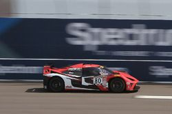 #80 Mantella Autosport, KTM Xbow GT4: Martin Barkey