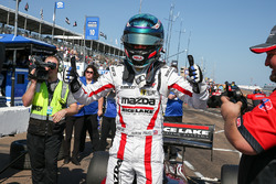 Polesitter Aaron Telitz, Belardi Auto Racing