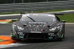 #555 FFF Racing Team by ACM Lamborghini Huracan GT3: Hiroshi Hamaguchi, Vitantonio Liuzzi