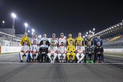 Alle WTCC-coureurs