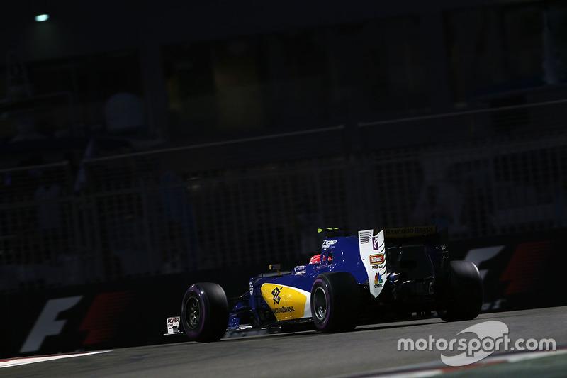 """""""Os dois pontos no GP do Brasil fizeram tudo valer a pena, toda a equipe merece. Muito obrigado a todos."""""""