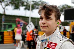 David Beckmann, kfzteile24 Mücke Motorsport Dallara Mercedes