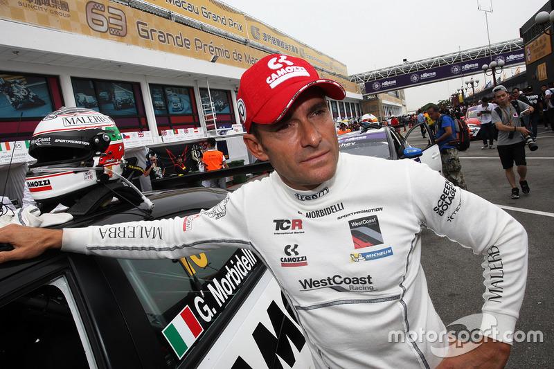 Gianni Morbidelli, WestCoast Racing Honda Civic TCR