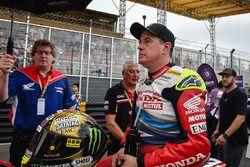 John McGuinness, Honda