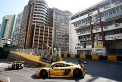 Ying Kin, Marchy Lee, Audi Hong Kong Audi R8 LMS