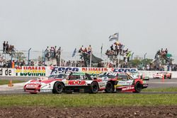 Nicolas Bonelli, Bonelli Competicion Ford, Jose Manuel Urcera, Las Toscas Racing Chevrolet