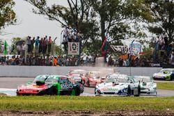 Juan Jose Ebarlin, Donto Racing Chevrolet, Santiango Mangoni, Dose Competicion Chevrolet, Carlos Okulovich, Maquin Parts Racing Torino