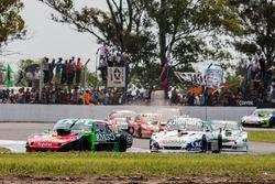Juan Jose Ebarlin, Donto Racing Chevrolet, Santiango Mangoni, Dose Competicion Chevrolet, Carlos Oku
