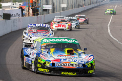 Nicolas Gonzalez, A&P Competicion Torino, Gabriel Ponce de Leon, Ponce de Leon Competicion Ford, Mariano Werner, Werner Competicion Ford