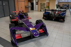 DS Virgin Racing car
