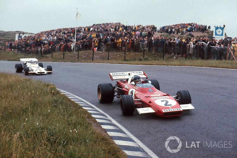 Mais hat-tricks (pole, vitória e volta mais rápida): Stirling Moss, Jacky Ickx e Felipe Massa (4)