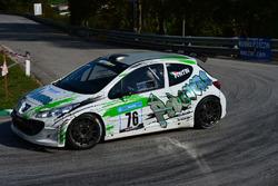 Alessandro Pontin, BL Racing, Peugeot 207
