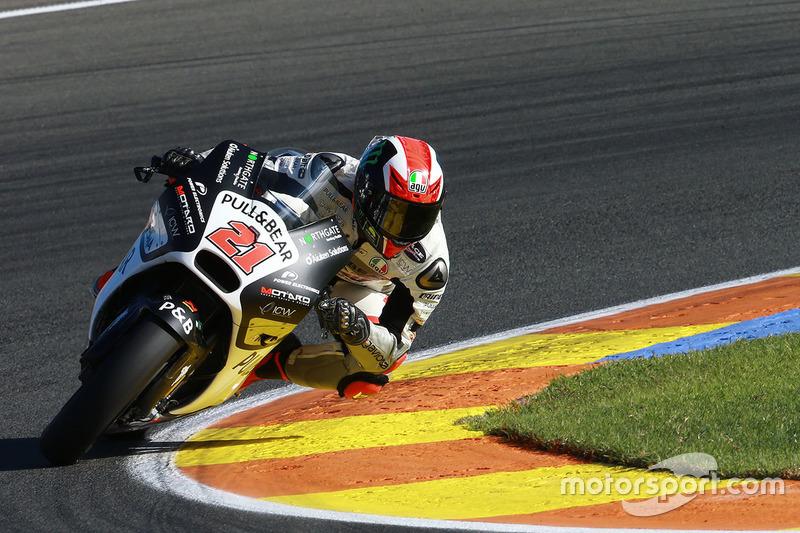 Francesco Bagnaia, Aspar MotoGP Team Moto3