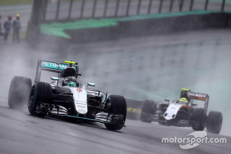 2e - Nico Rosberg (Mercedes)