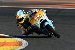 Juan Francisco Guevara, RBA Racing Team, KTM