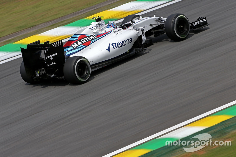 11. Valtteri Bottas, Williams F1 Team