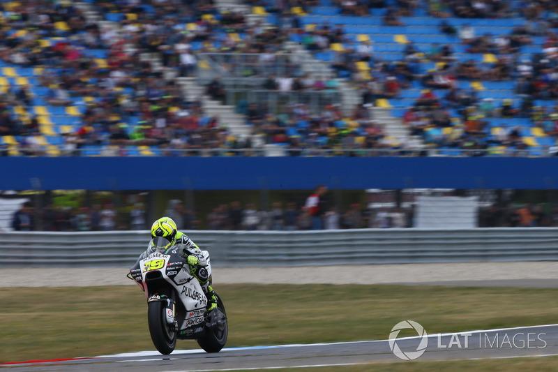 Ausfall: Alvaro Bautista, Aspar Racing Team