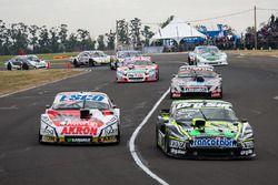 Mauro Giallombardo, Werner Competicion Ford, Guillermo Ortelli, JP Carrera Chevrolet, Josito Di Palm