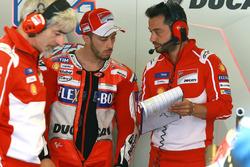 Gigi Dall'Igna, Ducati Team General Manager, Andrea Dovizioso, Ducati Team
