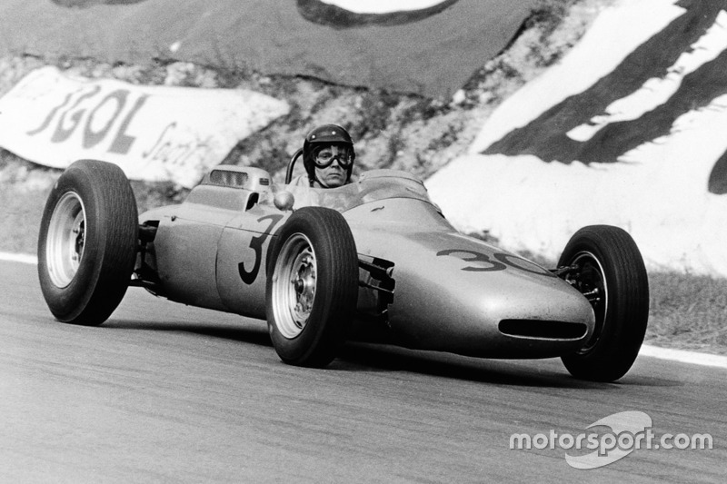 Дэн Герни, Porsche 804