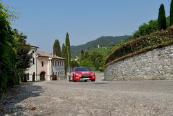 Eddie Sciessere, Luca Bau, Citroen C4 WRC