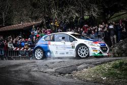 Paolo Andreucci, Peugeot 208 T16, Peugeot Sport Italia